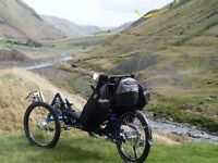 WANTED: RECUMBENT TRIKE PROJECT (ICE, TRICE, HP Velotechnik, Hase, etc)