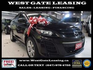 2011 Mazda CX-7 GS | AWD | NEW BRAKES |