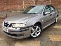 2004 / SAAB 9_3 / ALLOY WHEELS / ELECTRIC WINDOWS / STEREO / FULL YEARS MOT .