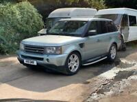2006 Range Rover sport 2.7 spares or repairs