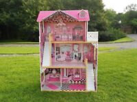 Kid -Kraft Dolls House