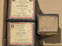 VERY RARE PIANO ROLLS FOR SALE: MANY FREE