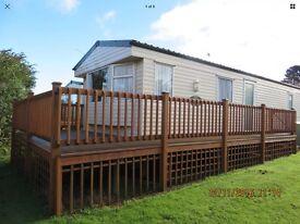 2007 Willerby Richmond holiday home static caravan, Hoburne Devon Bay, Paignton