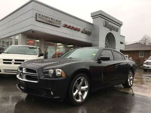 2014 Dodge Charger SXT,LEATHER,20'S,HTD SEATS,NAV,