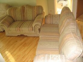 Excellent 3 Piece Suite, little used