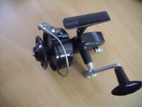 Vintage Mitchell 306, made in France,fixed spool spinning reel
