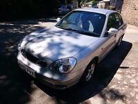 2002 DEAWOO NUBIRA - CHEAP CAR - M.O.T.'D