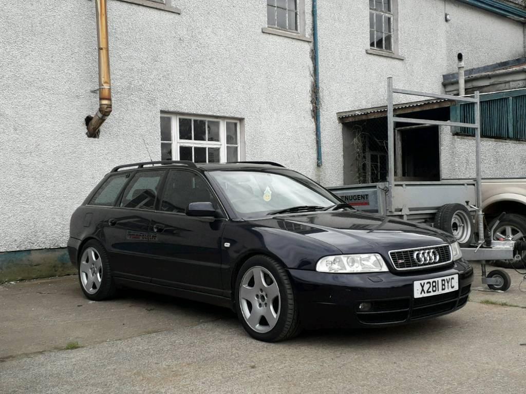 Audi S4 b5 avant twin turbo petrol | in Armagh, County Armagh | Gumtree