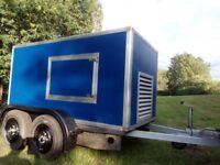 Perkins diesel generator, 3 phase mobile generator, gen set, back up generator, lister, perkins