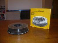 Kodak Carousel Projector S-AV1010 and Screen