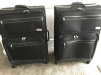 Two Docker Suitcases