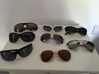 Sunglasses ladies and gents unbranded