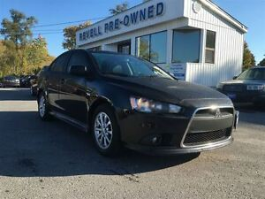 2012 Mitsubishi Lancer SE...Moonroof, Leather buckets, Alloys, S Kingston Kingston Area image 2