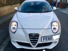 Alfa Romeo Mito Turismo Sport LOW MILEAGE!