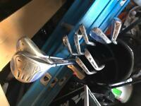 Dunlop full set of golf clubs