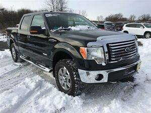 2012 Ford F-150 XLT, XTR, Extended Cab, Leather, Heated Seats, 4