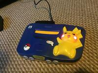 Boxed limited edition Pokemon N64