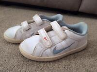 Nike Trainers Infant Size 9