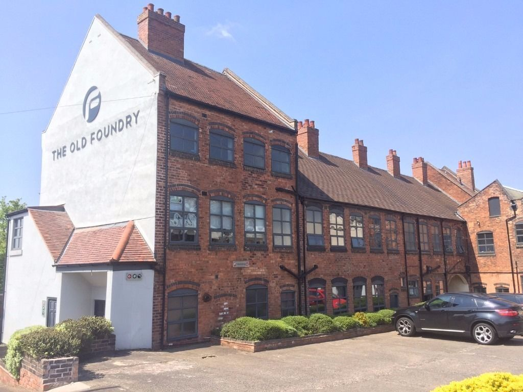 Office Space In Walsall | WS1 | From £38 p/w