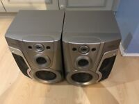 2 Powerful HI-FI Speakers