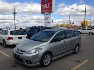 2007 Mazda MAZDA5 GS, 7-Pass, 4 Cyl Great on Gas, Very Clean and London Ontario image 1