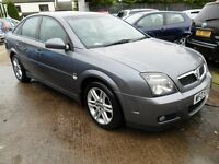 vauxhall vectra 1.9 diesel sri 5 door met grey full years mot