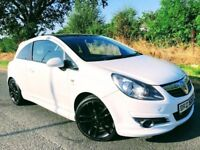 ***2010 Vauxhall Corsa 3 Door Limited Edition**Finance Available From £23***