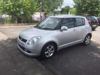 2007 Suzuki Swift 1.5 GLX 5dr Hatchback 12 MONTHS MOT AND SERVICE HISTORY 2 Keys