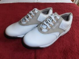 NEW Ladies FOOT-JOY leather Golf Shoes,