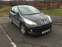 Peugeot 207 Verve 1.4 £2300 ono Only 2 Owners Low Mileage