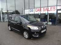 2009 59 CITROEN C3 PICASSO 1.6 PICASSO EXCLUSIVE HDI 5D 90 BHP **** GUARANTEED FINANCE ****