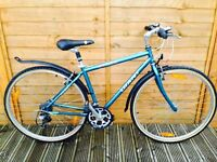 Serviced Giant Hybrid Bike - Excellent Condition