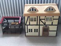 Sylvanian Families Highfields Farm House and Barn