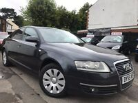 Audi A6 2.0 TDI 6 Speed Manual Full Service History Sat/Navigation 3 Months Warranty