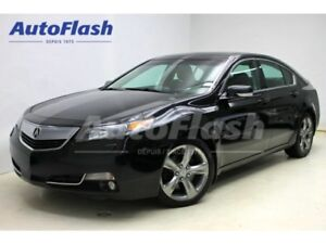 2012 Acura TL 3.7L AWD *Cuir/Leather* Toit-ouvrant *Bluetooth
