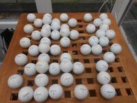 Titleist ProV golf balls quantity 54 grade2+ & grade 2