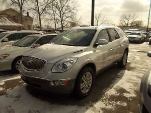 2009 Buick Enclave CX FAMILY SAFE LOCAL TRADE