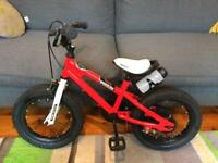 RoyalBaby kids child bike bicycle £35ono
