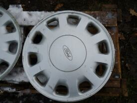 wheel trims for fords 14 in.