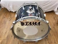 Vintage Tama Swingstar 22x14 Bass Drum - For Sale or Trades