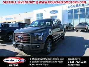 2016 Ford F-150 *DEMO* LARIAT 4X4 3.5L V6