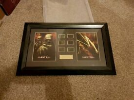 Silent hill medium size film cell collection