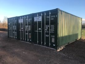 Self Storage Container To Let