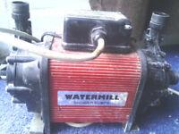 Watermill Shower Pump