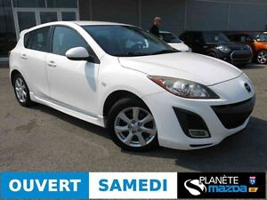 2010 MAZDA 3 Sport GS AUTO AIR MAGS BLUETOOTH