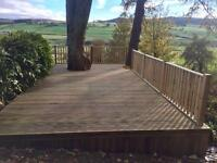 Fencing, Decking and Landscaping Specialists - SALE