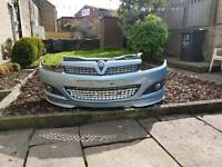 Vauxhall Astra h twintop front bumper grill and lip
