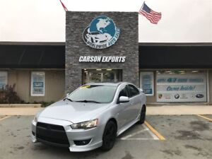2013 Mitsubishi Lancer WOW 5 SPEED SE! FINANCING AVAILABLE!