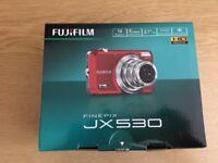 FUJIFILM FINE PIX 530 DIGITAL CAMERA IN EXCELLENT CONDITION