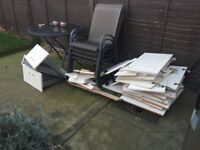 FREE kitchen units and worktop